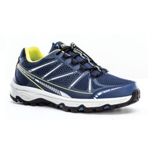 Zapatillas-Nexxt-Endurance-Pro--Hombre---Impermeable-Trekking-Blue-Lime-EUR-41---ARG-40---CM-26