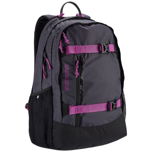 Mochila-Burton-Day-hiker-25-Lts-Porta-Tabla-Snowboard-Faded-Grapeseed
