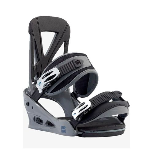 Fijaciones-de-Snowboard-Burton-Custom-2017-Hombre-Greyshark-S---USA-6-8---ARG-37-40---CM-24-26-