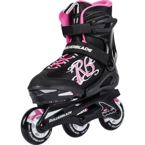 Rollers-Rollerblade-Comet-G---Niñas-Extensibles-Black---Pink-CM-18.5
