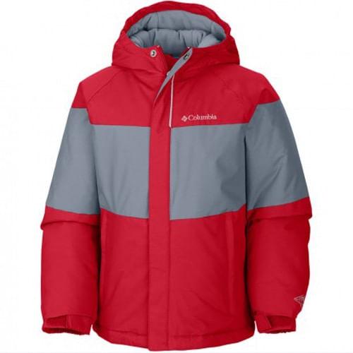 Campera-Columbia-Alpine-Action--Junior--XS-Br-Red--Gra