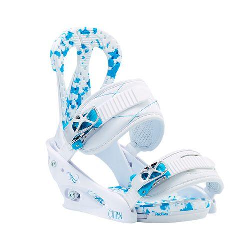 Fijaciones-de-Snowboard-Burton-Citizen-2017-Mujer-White---Blue-S---USA-4-6---ARG-34-36---CM-21-23