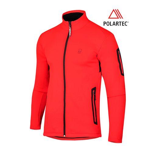 Campera-Rompevientos-Ansilta-Prissa-3---Hombre---Polartec-Wind-Pro-XL-Rojo-Fuego