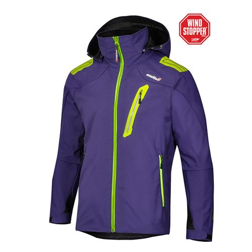Campera-SoftShell-Ansilta-Orion-Ski--III---Hombre---Windstopper-