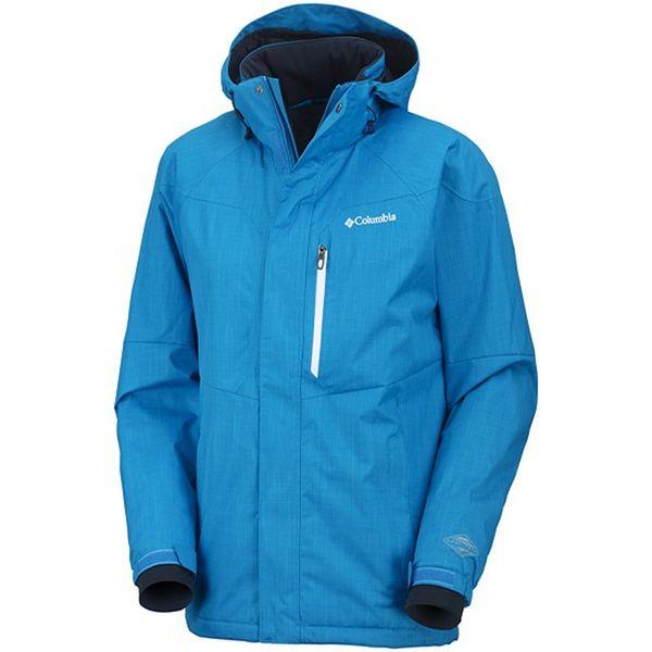 Campera Columbia Alpine Action (Hombre) - Compas Blue - universoventura b81656dd54b