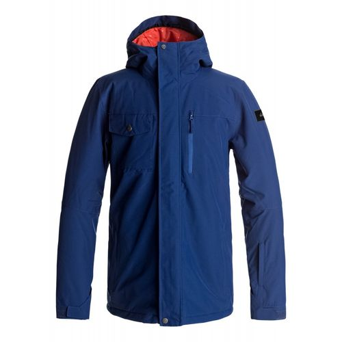Campera-Quiksilver-Mission-Solid-Hombre---Snowboard-BSW0-Estate-Blue-XL