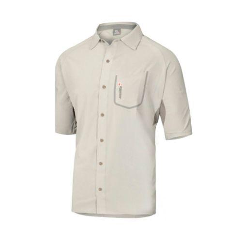 Camisa-Ansilta-V-Max-Axion--Hombre--S-Gris-Claro