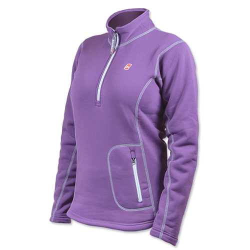 Buzo-Ansilta-Ergo-ll-Polartec-®---Power-Stretch--Dama--S-Violeta
