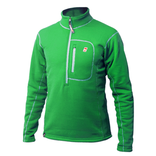Buzo-Ansilta-Ergo-ll-POLARTEC-®---Power-Stretch--Hombre--XL-Verde
