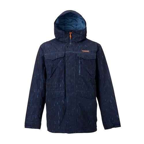 Campera-Burton-Covert-JK-Ski-Snowboard-Frio-2017---Hombre-Rain-Stencil-M