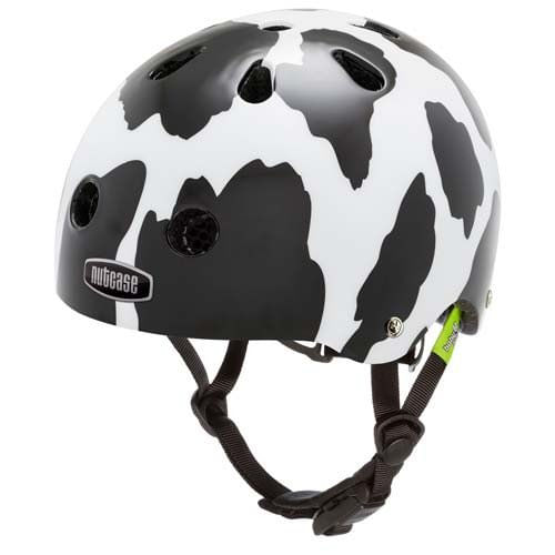 Casco-Nutcase-Moo-Unisex-Black-White-S