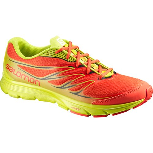 Zapatillas-Salomon-Sense-Link--Hombre--370888-Green--tomato-Red-Black-UK-7.5---ARG-40---CM-26
