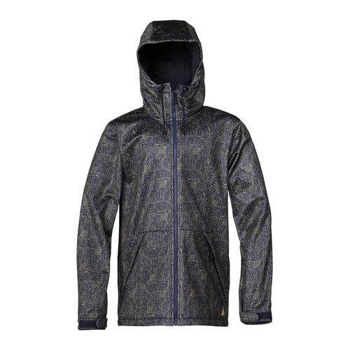 Campera-Quiksilver-Miagi-Hoodie---Hombre-Impermeable