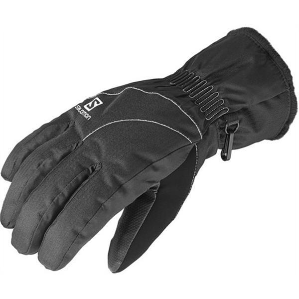 disfruta el precio más bajo muy agradable liquidación de venta caliente Guantes Salomon Force Goretex - Black - Mujer - Ski ...