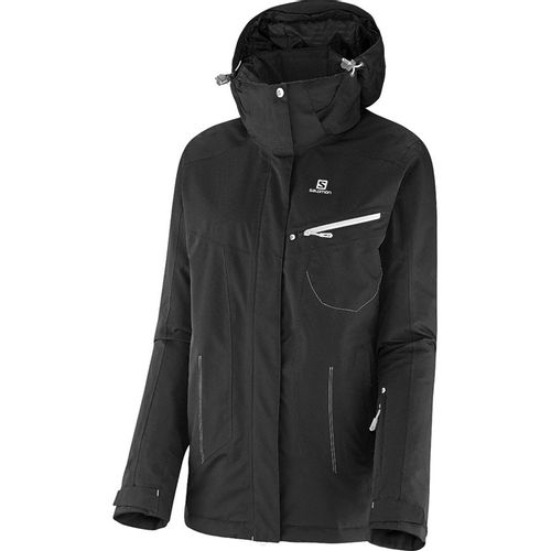 Campera-Impulse--Salomon-CLIMAPRO™--Dama--352611-Negro-XS