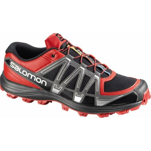 Zapatillas-Salomon-Fellraiser----Hombre-352335-Black---Bright-Red---Autobahn-UK-7.5---ARG-40---CM-26