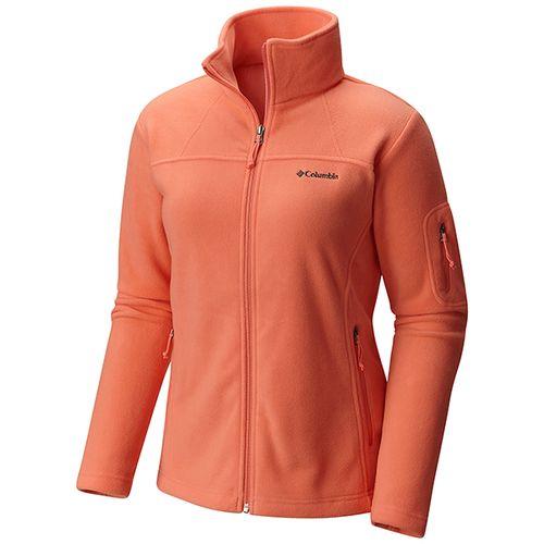 Campera-Columbia-Polar-Sportswear-Fast-Trek-2-Mujer-867-Lychee-XS