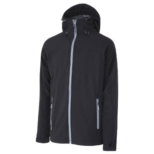 Campea-Softshell-surfanic-Challenger-Impermeable--Hombre--Black-XS