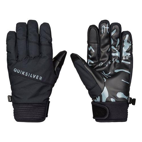 Guantes-Quiksilver-Method-Black---Hombre---Ski-Snowboard-XL-KVJ0-Black