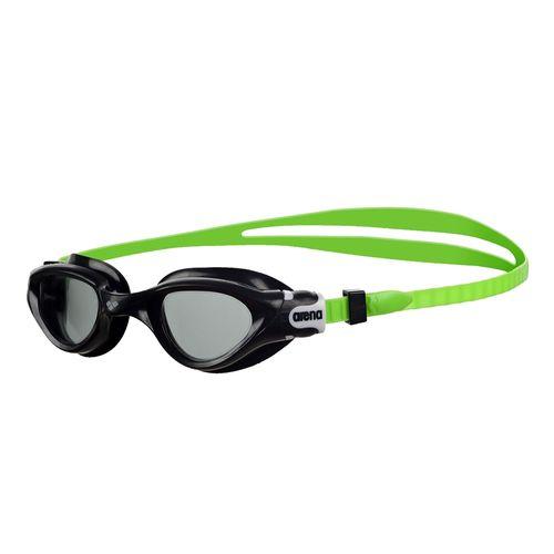 Antiparras-Natacion-Arena-Cruiser-Soft---Entrenamiento---Unisex-Green---Smoke---Black
