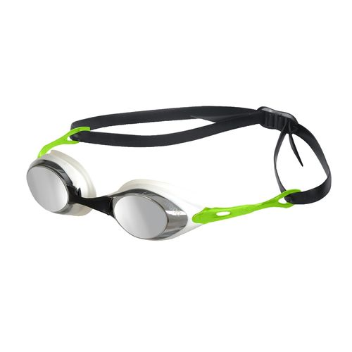 Antiparras-Natacion-Arena-Cobra-Mirror---Racing---Unisex-Smoke---Silver---Green