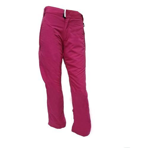 Pantalon-Alaska-De-Ski-Dama-Impermeable-termico-XS-Fucsia