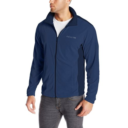 Campera-Polar-Columbia-Klamath--Range-Full-Zip---Hombre--XL-Carbon