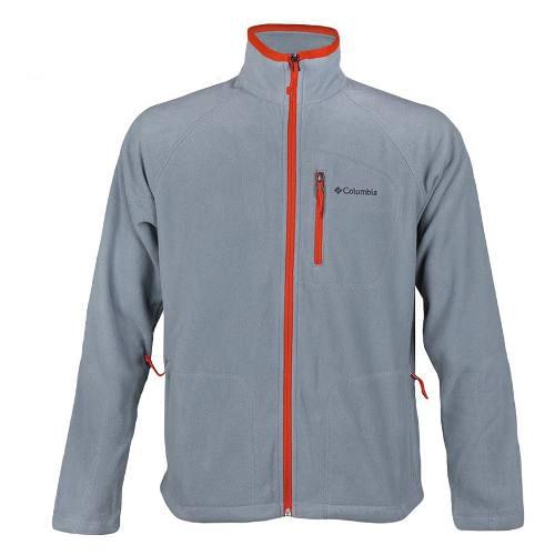 -Campera-de-Polar-Columbia-Sportswear-Fast-Trek™-II--Hombre--S-Tradewings-Grey