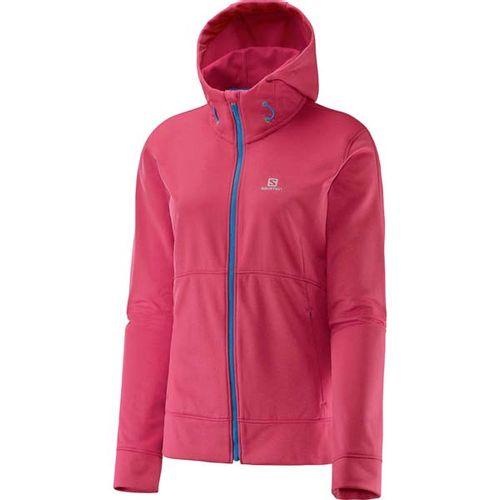 Campera-Salomon-Flyte-Hoodie---Dama--15053-Hot-pink-XS
