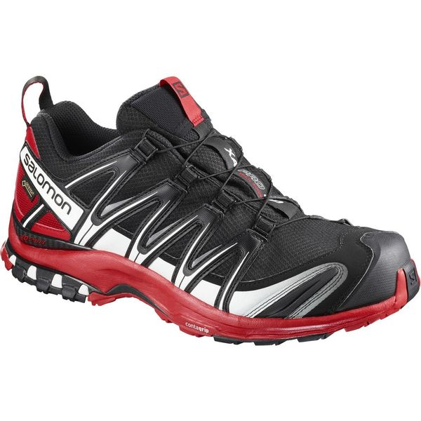400912 Zapatillas Xa Pro Hombre Trekking Gtx Salomon Black 3d rwq0Ox6rP