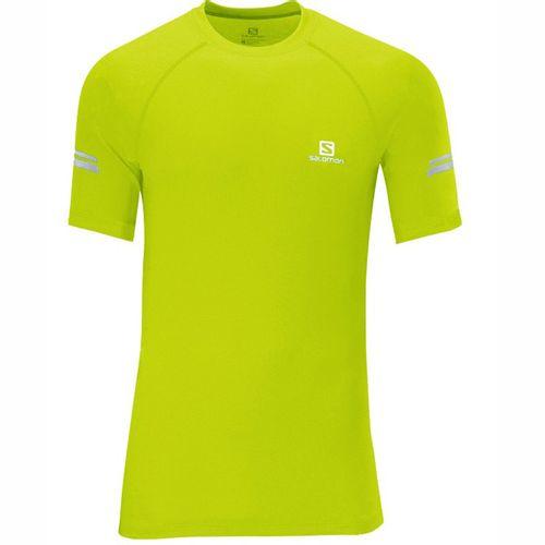 Remera-Salomon-Hybrid-Ss-Tee-Hombre-14347-Fluo-Yellow-XL