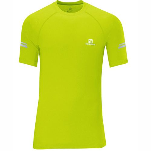 Remera-Salomon-Hybrid-Ss-Tee-Hombre-14347-Fluo-Yellow-S