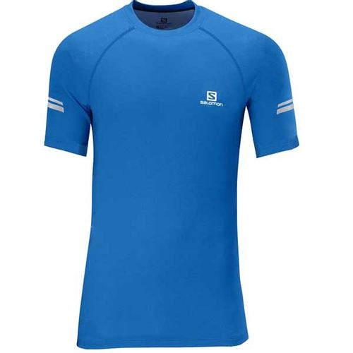 Remera-Salomon-Hybrid-Ss-Tee--Hombre--14346-Union-Blue-XL