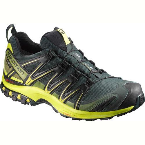 Zapatillas-Salomon-Xa-Pro-3D-GTX---Hombre---Trekking-398526-Darkest-Spruce---Sulphur-Spring-UK-7---ARG-39.5---CM-25.5