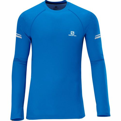 Remera-Salomon-Hybrid-Ls-Tee-Hombre-17-14197-Union-Blue-L