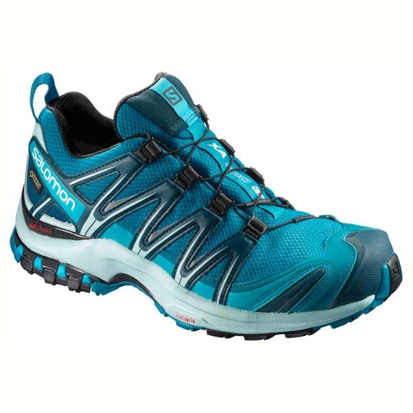 b988683f7adb7 Zapatillas Salomon Xa Pro 3D Goretex - Mujer - Trail Running ...