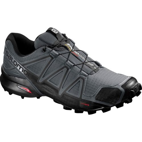 Zapatillas-Salomon-Speedcross-4---Hombre--392253-Dark-Cloud--Black--Pearl-UK-7---ARG-39---39.5---CM-25.5
