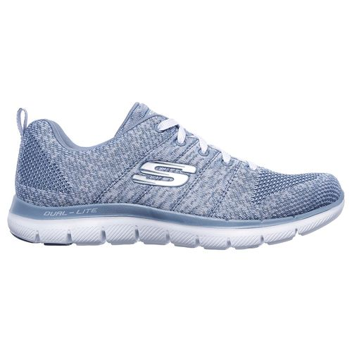 Zapatillas-Skechers-Flex-Appeal-2.0-High-Energy---Mujer---Running-USA-5.5---ARG-35.5---CM-22.5-Slate-Grey