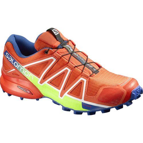 Zapatillas-Salomon-Speedcross-4--Hombre-390723-Tomato-Red-UK-7---ARG-39.5---CM-25.5