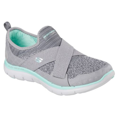 Zapatillas-Skechers-Flex-Appeal-NEW-IMAGE-2.0-Mujer---Running-USA-7---ARG-37---CM-24-Gray-Turquesa