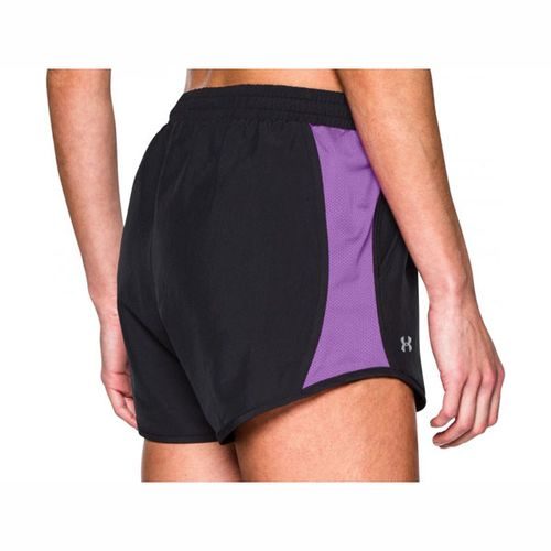 Short-Under-Armour-Fly-By-3-Dama-M-Black