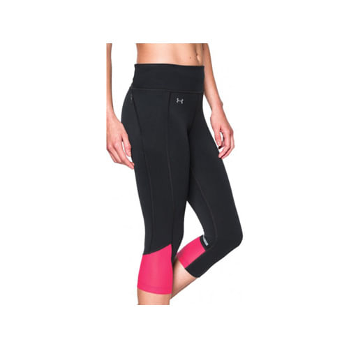 Calza-Under-Armour-Fly-By-Capri-3-4--Dama--S-Anthrasita--Magent