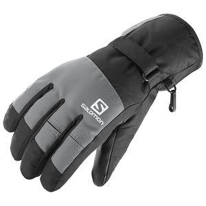 Guantes-Salomon-Force-Goretex---Hombre---Ski-Snowboard-383109-Black-Galet-Grey-S