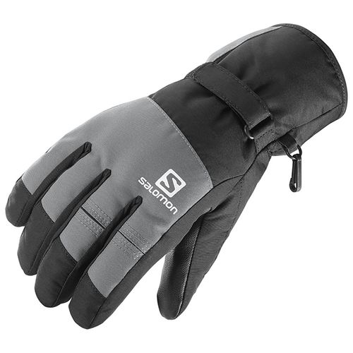 Guantes-Salomon-Force-Goretex---Hombre---Ski-Snowboard-383109-Black-Galet-Grey-S