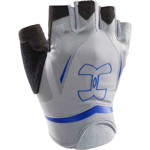 Guante-Under-Armour-UA-Flux-Half-Finger-Training-r--Hombre--M-Stl-ry-black