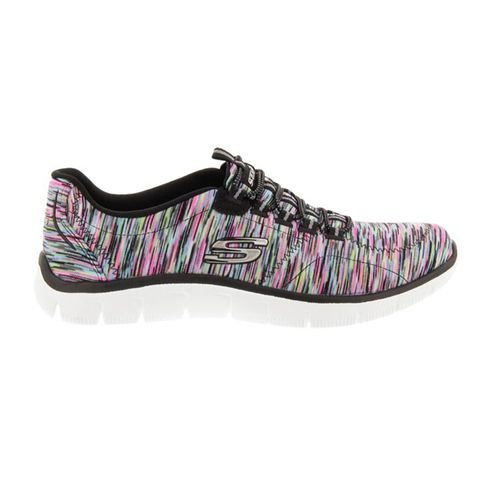 Zapatillas-Skechers-Relaxed-Fit-Empire---Game-on--Mujer---Running-USA-7---ARG-37---CM-24--Black---Multi