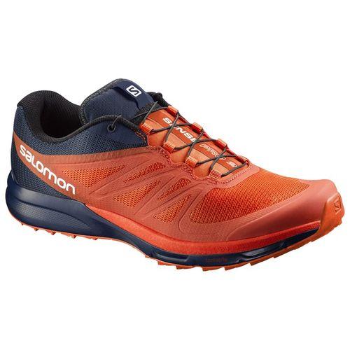 Zapatillas-Salomon-Sense-Pro-Hombre-378466-Tomato-R-Black-Na-UK-7.5---ARG-39.5---40---CM-26