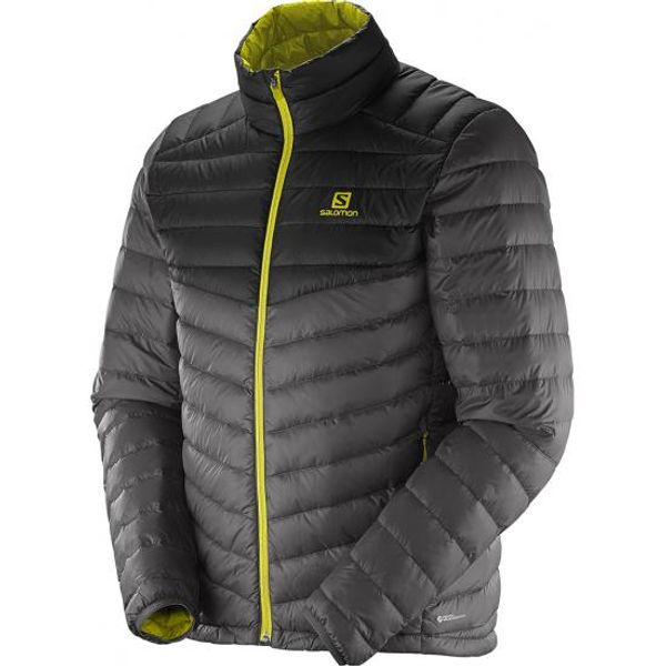 Campera Downhombre375067 Universoventura Salomon Black Halo R4ALj5