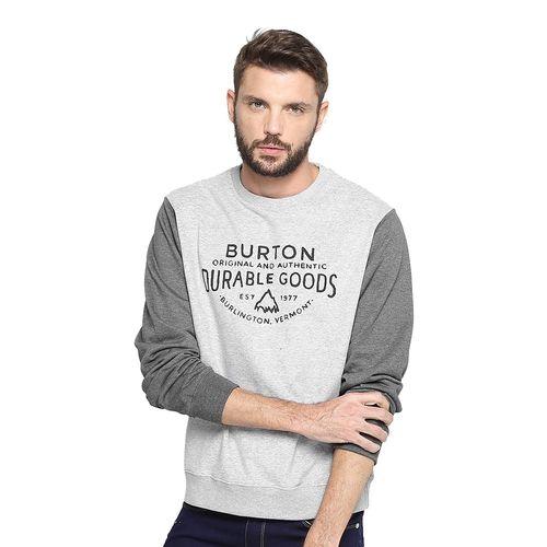 Buzo-Burton-Crafted-Crew---Algodon---Hombre