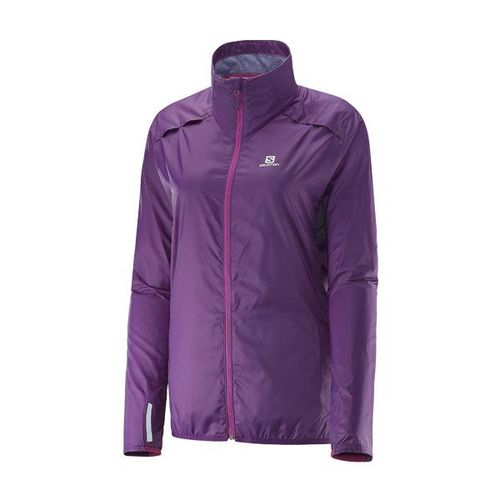 Campera-Salomon-Agile---Dama--374656--Purple-Night-XS